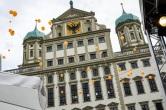 Augsburg wird Hafenstadt @Friedensfest